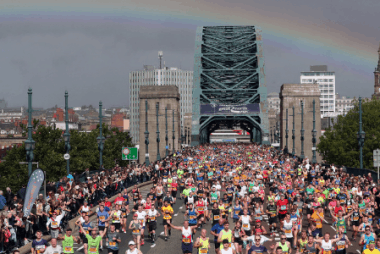 Great North Run – Virtual