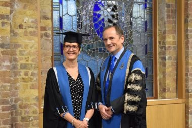 Group B Strep Support Chief Executive awarded Royal College honour